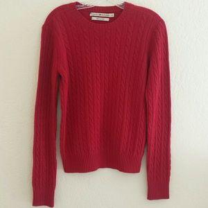 Tommy Hilfiger Wool Blend Long Sleeve sweater
